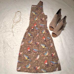 Cath Kidston Bird Dress Size 16